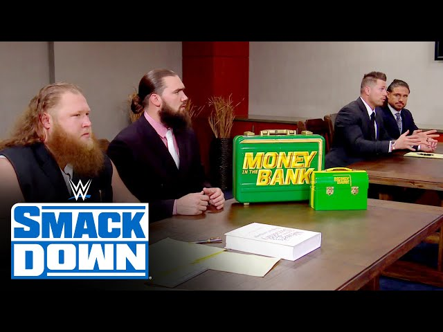 Law & Otis – Part 2 - The Verdict: SmackDown, Oct. 23, 2020