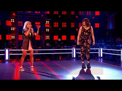 Brooklyn Vs Rozzy - Battle Performance: The Voice UK 2015 - BBC One