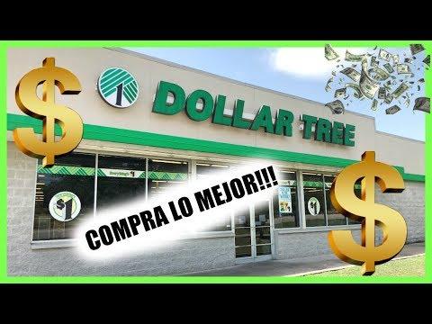 LO MEJOR DEL DOLLAR TREE En Estados Unidos   Compras Economicas  