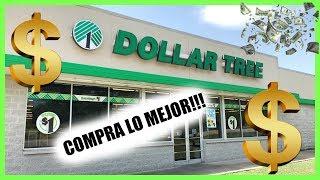 LO MEJOR DEL DOLLAR TREE en Estados unidos | compras economicas |