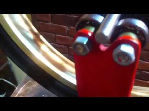 Отбалансировать колесо своими руками