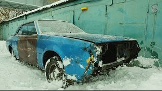 Реставратор-инженер с Mitsubishi Sapporo и ГАЗ 24 /Забытые автомобили #8