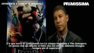 Intervista al regista Peter Ramsey ed a Guillermo Del Toro per Le 5 leggende