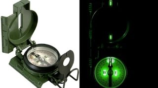 Cammenga US Military Compass (great deal on the best compass)