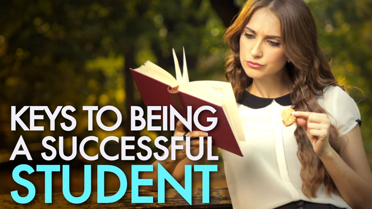 the keys to being a successful student
