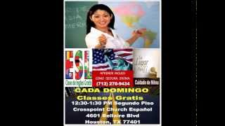 clase de ingles houston texas 2015
