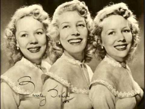 Beverly Sisters - Little drummer boy