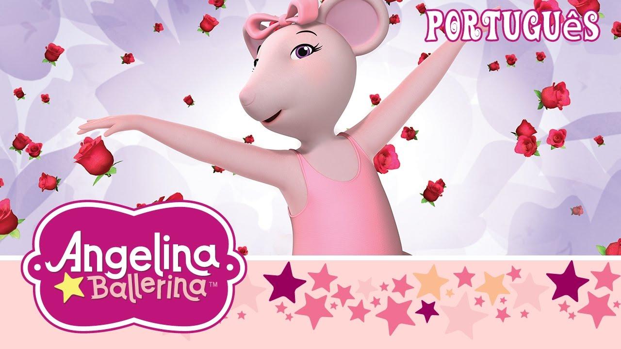 Angelina Ballerina Brasil Angelina Ballerina Episodio Compilacao