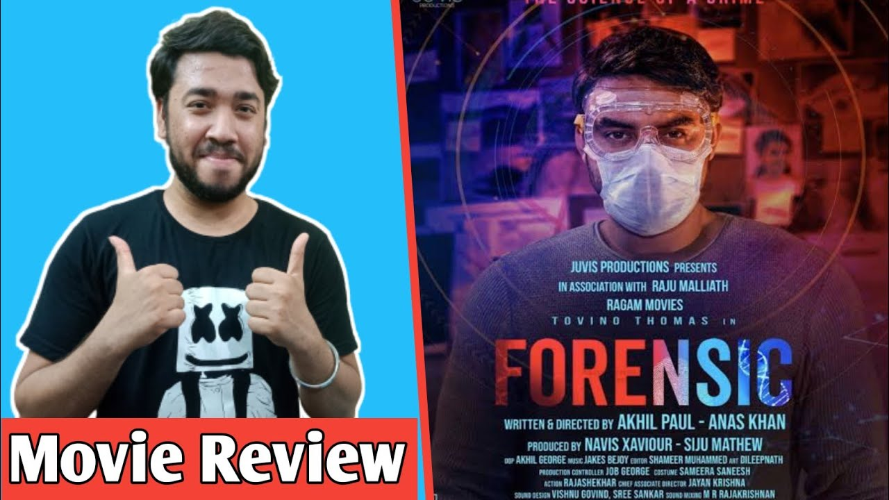 Forensic Malayalam Movie Review Forensic Thriller Movie Review In Bangla Unic Hatke Youtube
