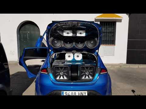 Seat León 2 chess audio Scorpion audio SOUND DIGITAL
