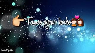 Dil Laga Liya Maine - Dil Hai Tumhaara - Unplugged I Karan Nawani-pehchaan music
