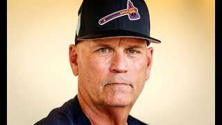 Braves manager Brian Snitker on Legion baseball
