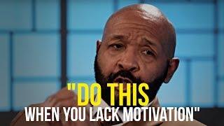 The Secret To Self-Motivation