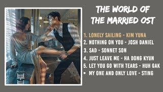 Download FULL ALBUM The World of The Married OST Part 1-5 | Judul OST The World of The Married Sub Indo