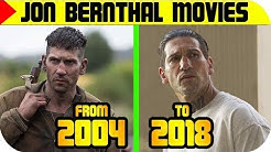Jon Bernthal MOVIES List 🔴 [From 2004 to 2018], Jon Bernthal FILMS List | Filmography