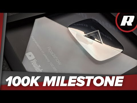 100K Subscriber Milestone - Thank you!