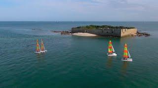 La baie de Saint-Vaast-la-Hougue : le joyau du Cotentin