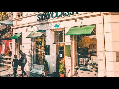 Stayclassy Sandvika - Velkommen til oss!