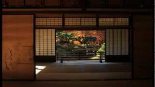 紅葉の横浜三渓園