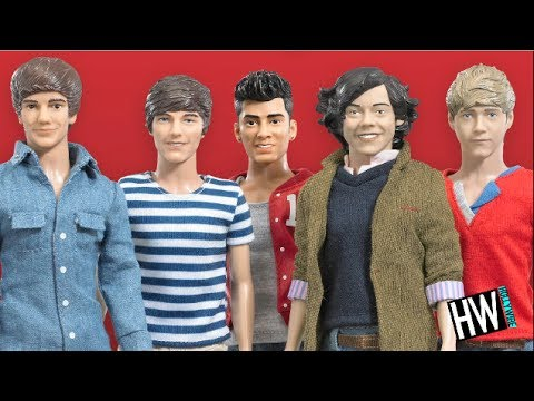 WTF! One Direction & Justin Bieber: Creepiest Celebrity Dolls?! from YouTube · Duration:  3 minutes 35 seconds
