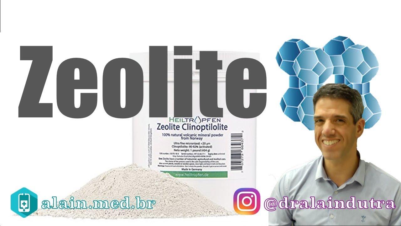 Conheça o zeolite e suas propriedades detox