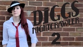 Wonderbook Diggs Nightcrawler PS3 - 1080P Let's Play Part 2 - Chapter 2 - Barrel Ride!