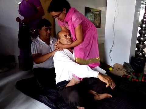 Solder Pain & cervical pain relief by  * Dorn Therapist *  M.V.Tank , Rajkot - India , +919426429158