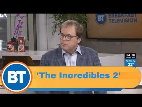 Brad Bird on 'The Incredibles 2'