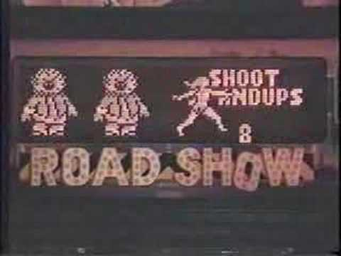Red & Ted's Road Show Pinball Promo Video