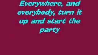 Camp Rock- Start The Party- Lyrics