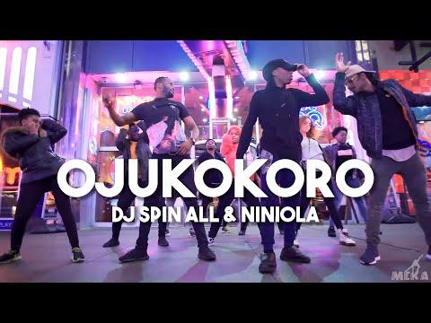 DJ Spinall ft. Niniola - Ojukokoro (Official Video) | Meka Oku Choreography