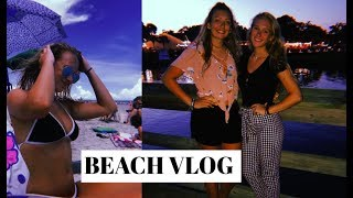 VlOG: beach, dancing, and MORE!