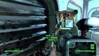 Fallout 4 Long road ahead glitch