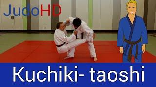 Blau: Kuchiki- taoshi [Judo]