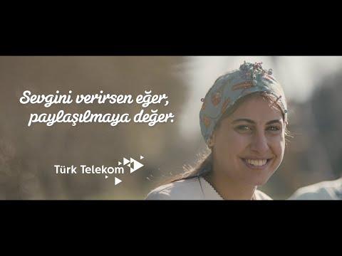Türk Telekom Gülümse İmaj Filmi