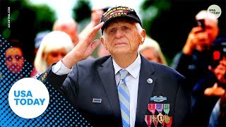 99-year-old vet recalls Normandy experience |USA TODAY
