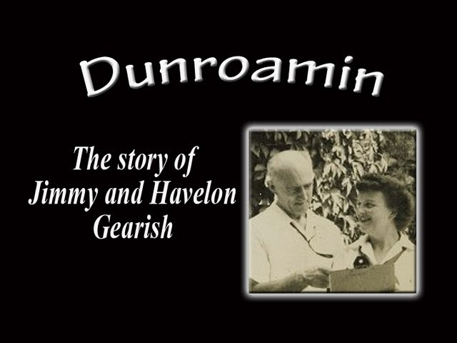The Havelon and Jimmy Gearish Story Dunroamin 2013