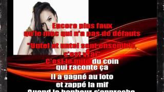 karaoke zaho laissez les kouma