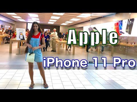 США 🇺🇸 Apple Store/ IPhone 11 Pro