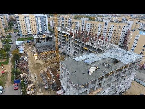 (0+) ЖК «Облака» - новостройка на ул. Родионова