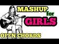 Hasi Ban Gaye MASHUP-(Neha Kakkar) Guitar Chords Lessson | Female Guitar Mashup | FUXiNO