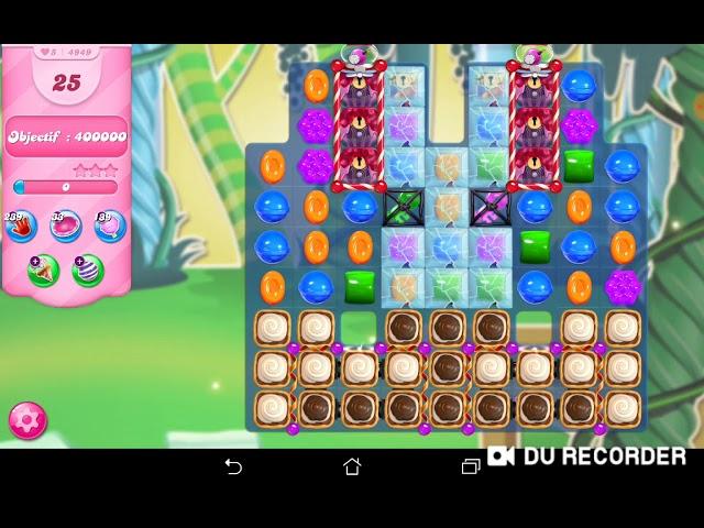 Candy Crush Saga niveau 4949