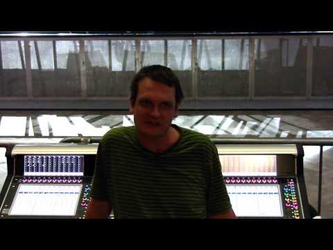 DiGiCo SD7 with Paul Ramsey and the Doves with Eighth Day Sound