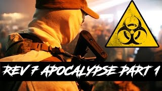 Gambar cover REAL LIFE Apocalypse | Rev 7 Chapter One | Swamp Sniper