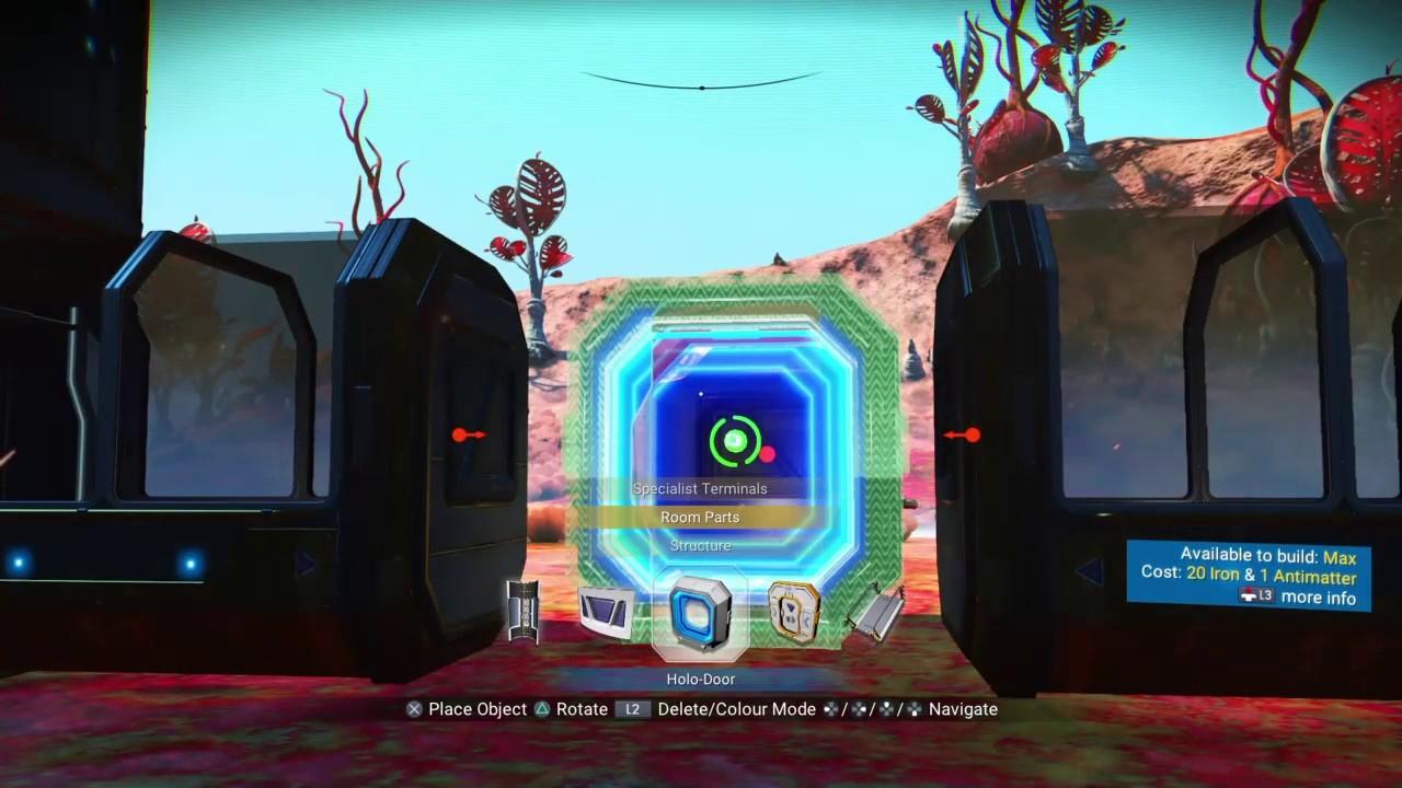 No Manu0027s Sky : Advanced Base Building Tutorial[Pre NEXT]
