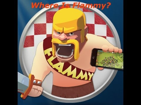 Clash of Clans Where Is Flammy?