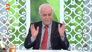 Namaz saatlerini kaçıranlar ne yapmalı Nihat Hatipoğlu Kuran ve Sünnet 71 Bölüm atv