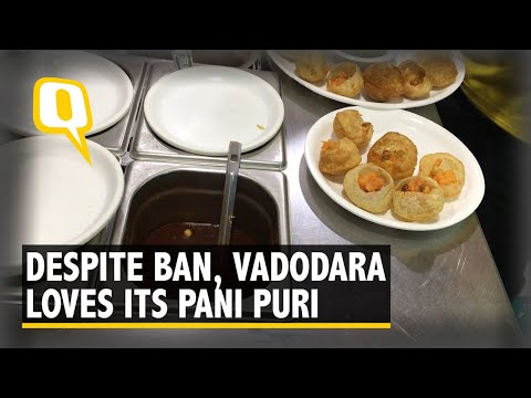 Ban or No Ban, Vadodara Will Always Love Its Pani Puri