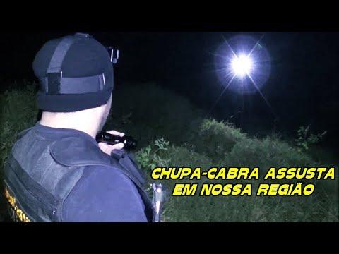 CHUPA-CABRA ASSUSTA EM NOSSA REGIÃO