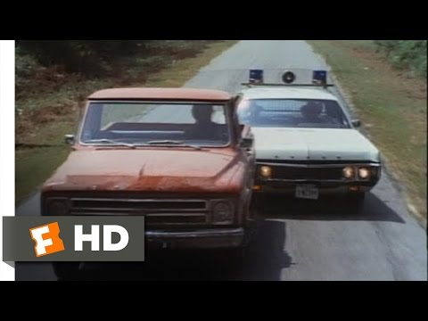 Walking Tall (5/9) Movie CLIP - Chased by the Sheriff (1973) HD